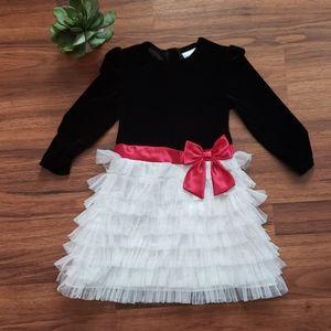 Holiday Dress 3T Girls
